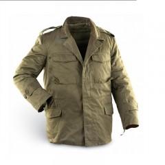 мужская куртка военная